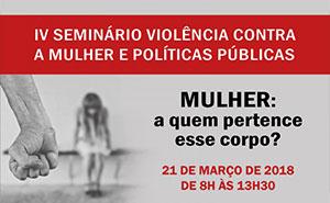 Dia Internacional do Combate à Violência contra mulher