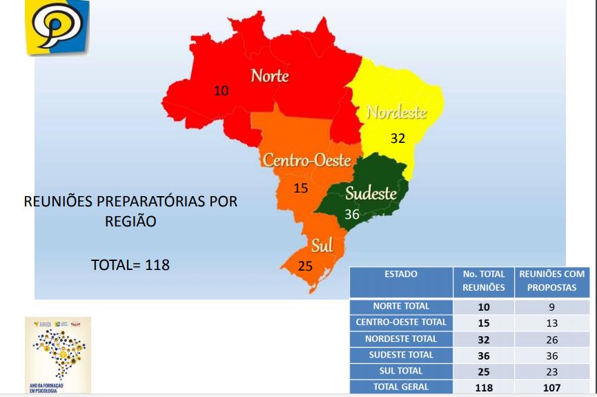 mapa reunioes locais